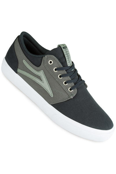 Lakai Griffin Canvas Schuh (navy grey)
