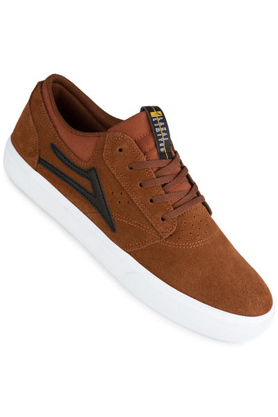 Lakai Griffin Suede Shoe (copper)