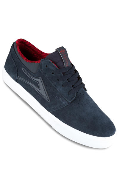 Lakai Griffin Suede Shoe (midnight)