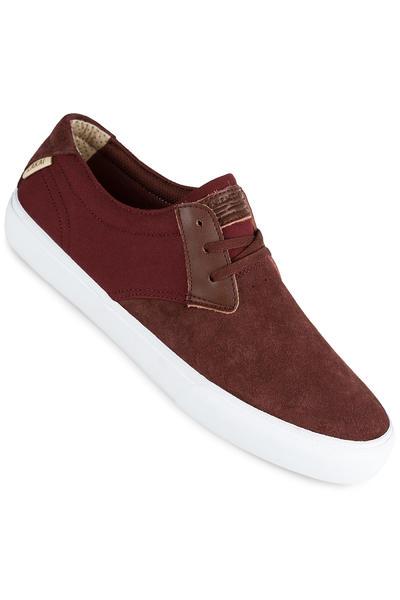 Lakai MJ Suede Chaussure (mahogany)