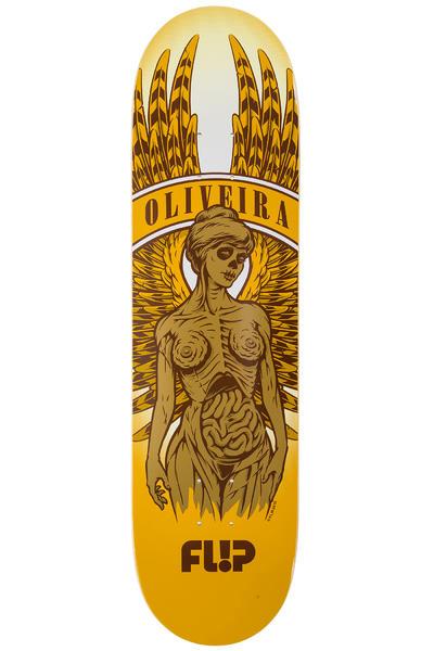"""Flip Oliveira Manikin 8.4"""" Deck (gold)"""