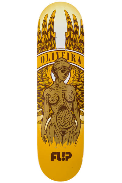 "Flip Oliveira Manikin 8.4"" Tabla (gold)"
