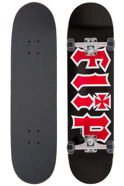 "Flip Team HKD 8"" Complete-Board (black)"