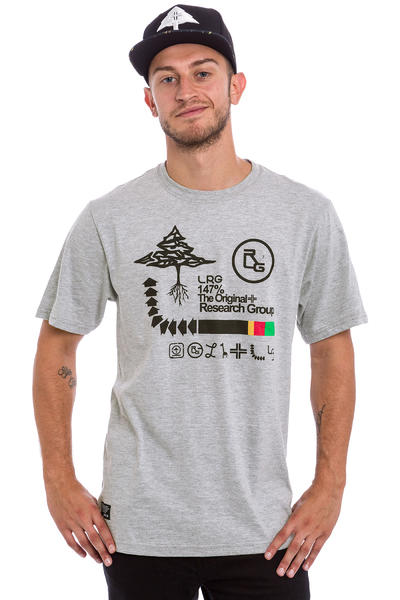 LRG RC Archive Tree T-Shirt (ash heather)