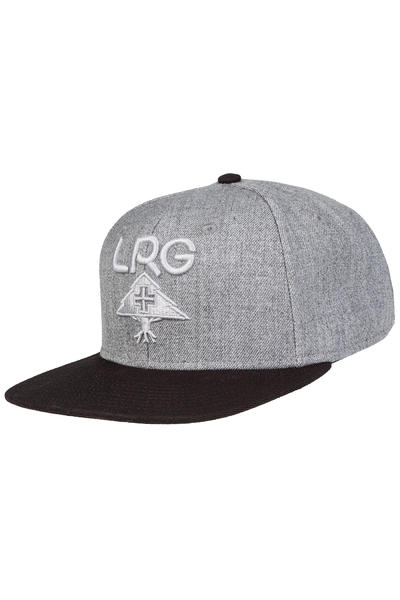 LRG RC Snapback Cap (ash heather)