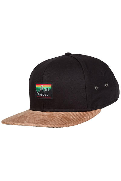 LRG All Terrain Strapback Cap (black)