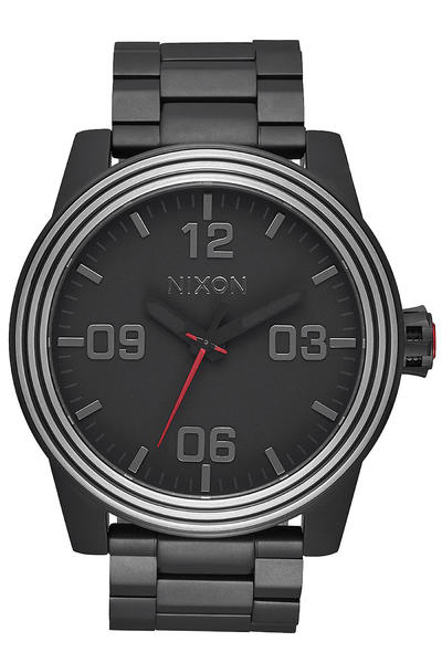 Nixon x Star Wars Kylo Ren The Corporal SS Uhr (black)
