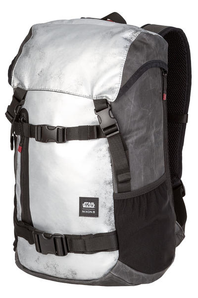 Nixon x Star Wars Captain Phasma Landlock Rucksack 33L (silver)