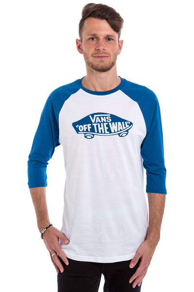 Vans OTW Mono Raglan Longsleeve (white nautical)