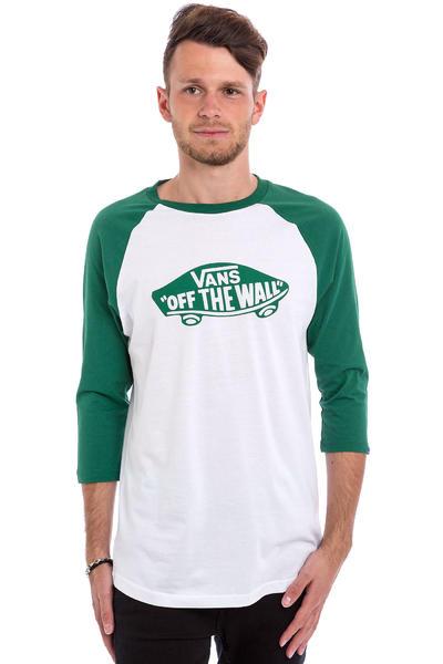 Vans OTW Mono Raglan Longsleeve (white verdant green)