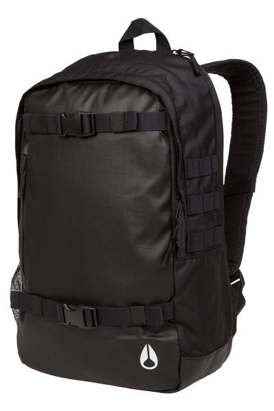 Nixon Smith Skatepack II Backpack 21L (black)