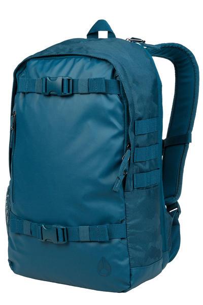 Nixon Smith Skatepack II Rucksack 21L (maroccan blue)