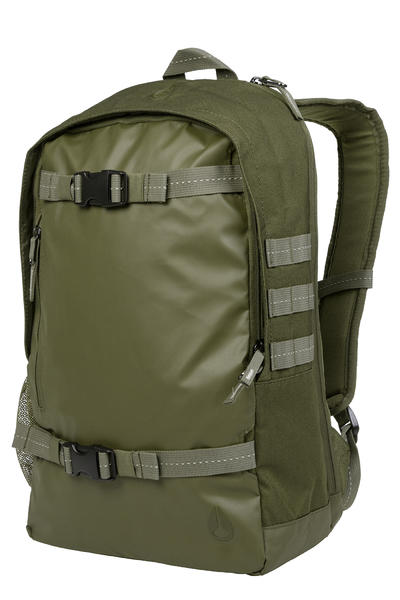 Nixon Smith Skatepack II Backpack 21L (olive)