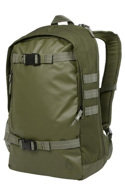 Nixon Smith Skatepack II Rucksack 21L (olive)