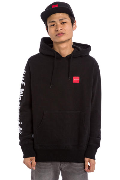 HUF x Chocolate Chunk Worldwide Hoodie (black)