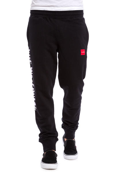 HUF x Chocolate Chunk Worldwide Pants (black)