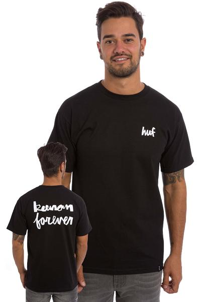 HUF x Chocolate Keenan Forever T-Shirt (black)