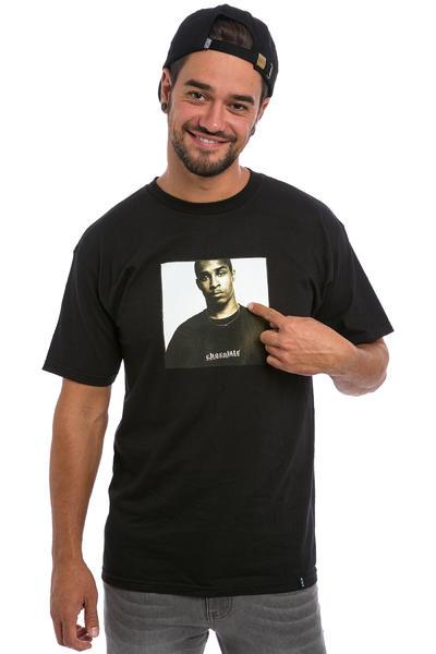 HUF x Chocolate Portrait T-Shirt (black)