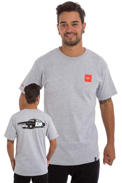 HUF x Chocolate SF Cop Car T-Shirt (grey heather)
