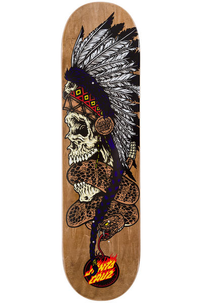 "Santa Cruz Headdress 8.35"" Deck"