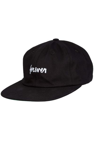 HUF x Chocolate Forever 6 Panel Cap (black)