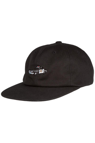 HUF x Chocolate SF Cop Car 6 Panel Cap (black)