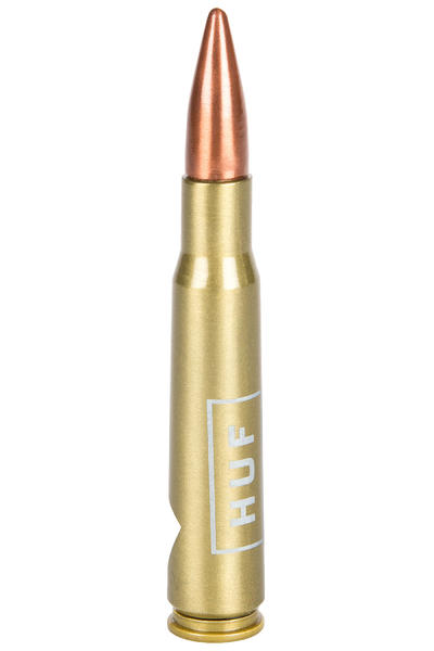 HUF Bullet Bottle Opener (brass)