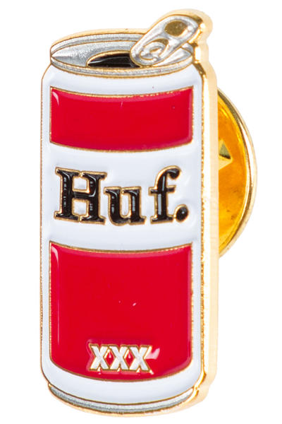 HUF Can Pin Acc. (red)