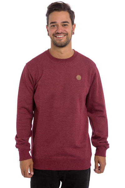 Volcom Single Stone Sweatshirt (merlot)