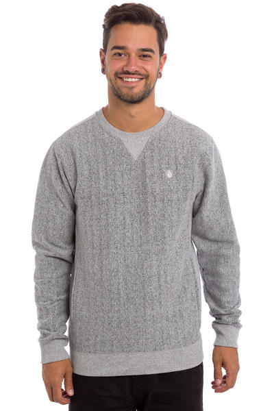 Volcom Static Stone Sweatshirt (grey)