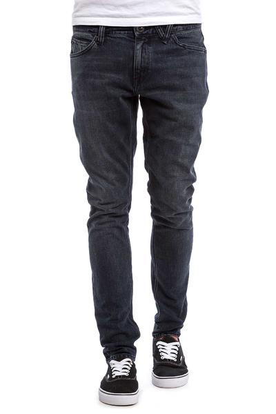 Volcom Vorta Tapered Jeans (blue black)