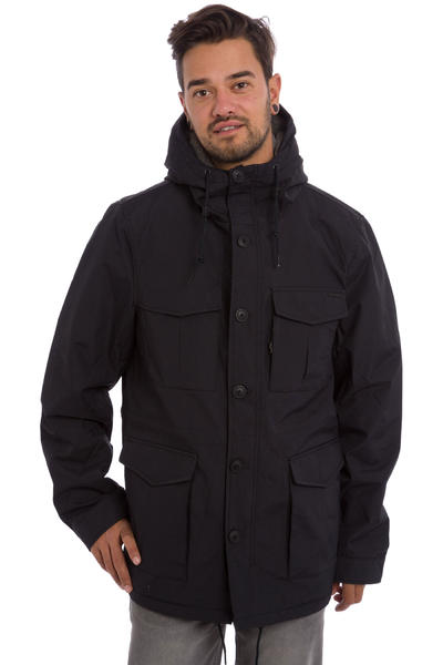 Volcom Delstone Parka Jacket (black)