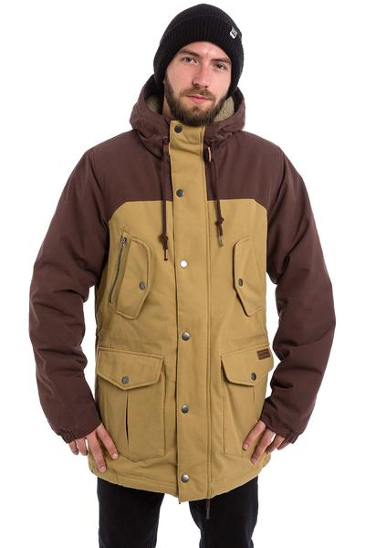 Volcom Starget Parka Up Jacket (plum)