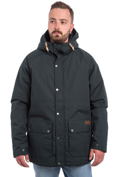 Volcom Wenson Winter Parka Jacket (navy)