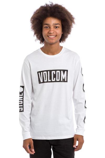 Volcom Knock BSC Longsleeve (white)