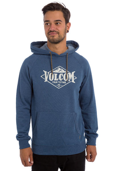 Volcom Stone Pack Hoodie (smokey blue)