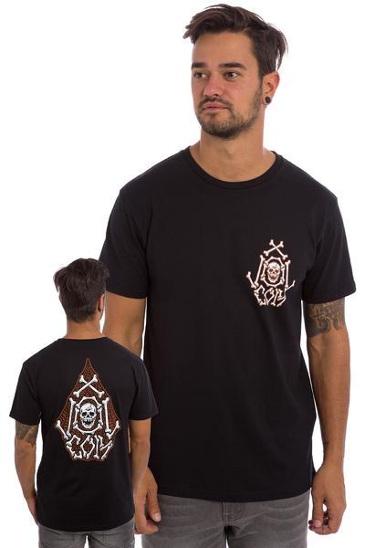 Volcom Tallboy Stone BSC T-Shirt (black)