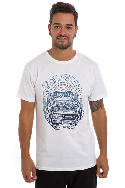 Volcom Tall Boy Van BSC T-Shirt (white)
