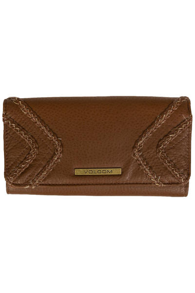 Volcom City Wallet women (bear brown)