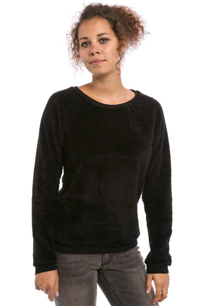 Volcom Cave Dweller Sweatshirt women (black)