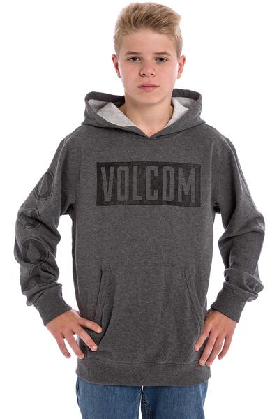 Volcom Steelhead Hoodie kids (dark grey)