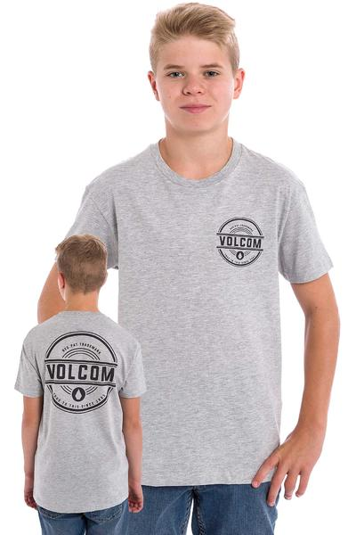 Volcom Jammer BSC T-Shirt kids (heather grey)