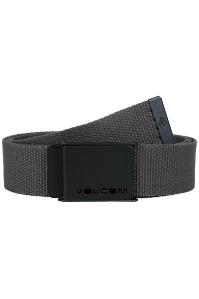 Volcom Web Gürtel (asphalt black)
