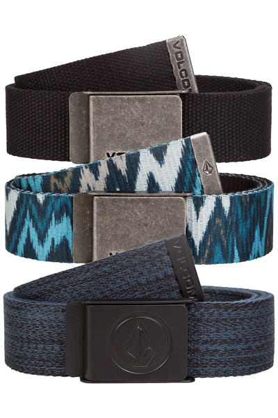 Volcom Web Belt Gift Box (assorted colors)