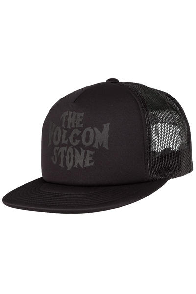 Volcom EZ Cheese Trucker Cap (black)