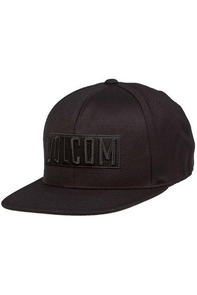 Volcom Tangle Snapback Cap (black)