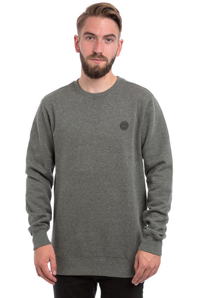 Volcom Single Stone Sweatshirt (dark grey)