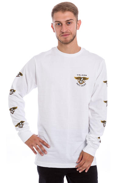 Volcom x Anti Hero Longsleeve (white)
