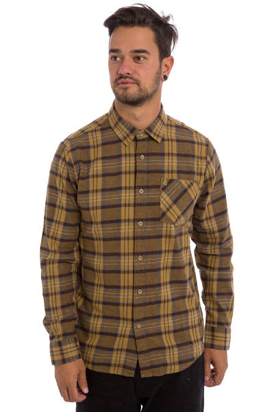 Volcom Gaines Shirt (dark khaki)