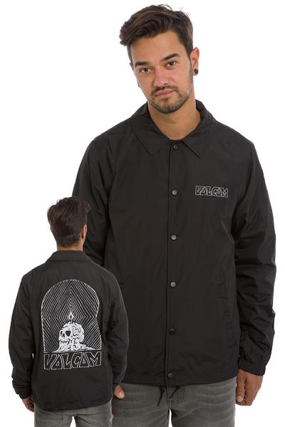 Volcom Fairmond Coaches Jacke (black)